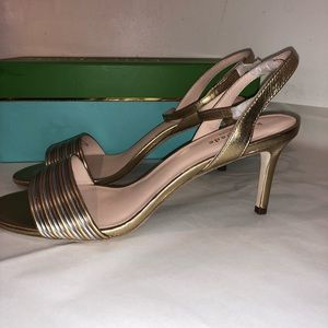 Jasmyne heels NWT Kate Spade